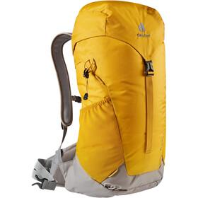 deuter AC Lite 22 SL Backpack Women, geel/grijs